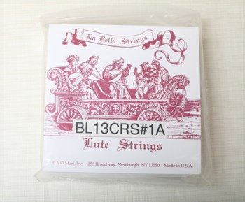 13 Course Baroque Lute Strings Set